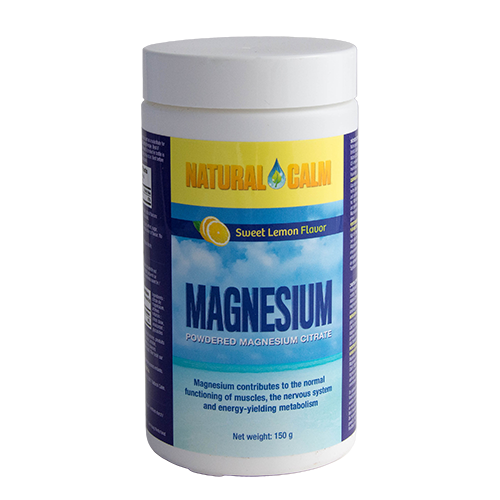 calm magnesium product