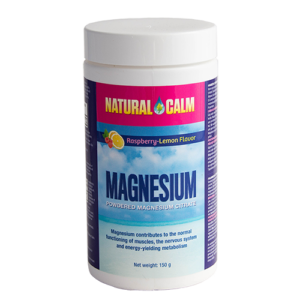 calm magnesium raspberry lemon